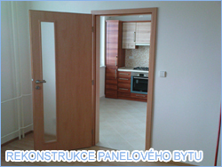 Vnitřní zateplení panelového bytu