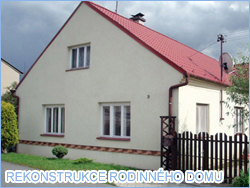 Oprava stareho domu